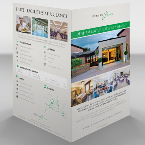 Conference & Events - Presentation Folders
