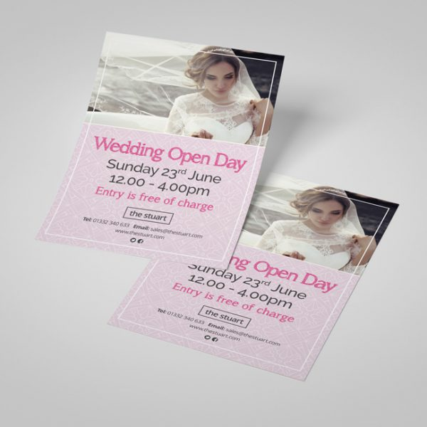 Wedding Flyers