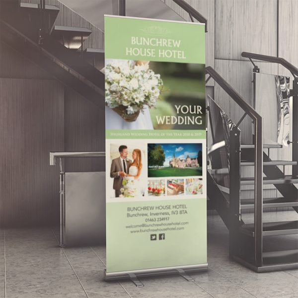 Wedding Roller Banners