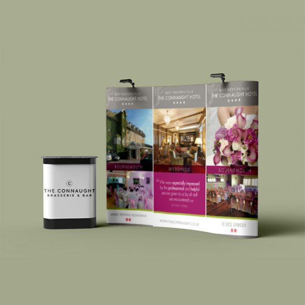 Hotel Exhibition Stand