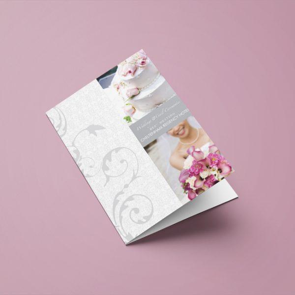 Wedding Presentation Folder