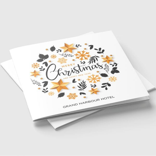 Christmas Festive Brochure