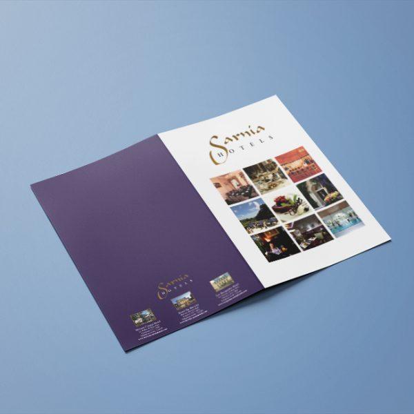 Hotel Presentation Folder