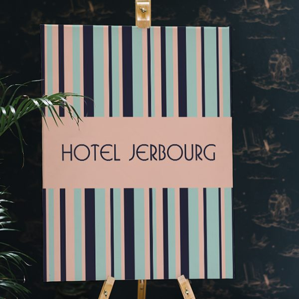 Hotel Conference Flipchart Cover