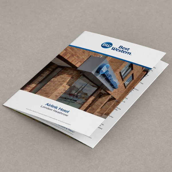 Housekeeping Guest Directory Design and Print