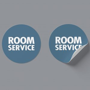 Housekeeping Stickers