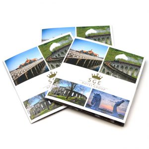 Hotel Brochure Design and Printer