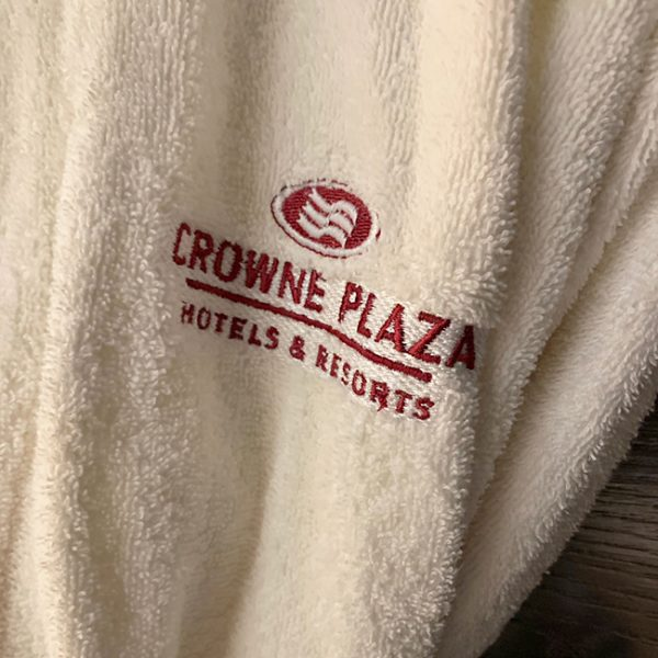 Hotel Reception Clothing Supplier, Embroider and Garment Printing Company