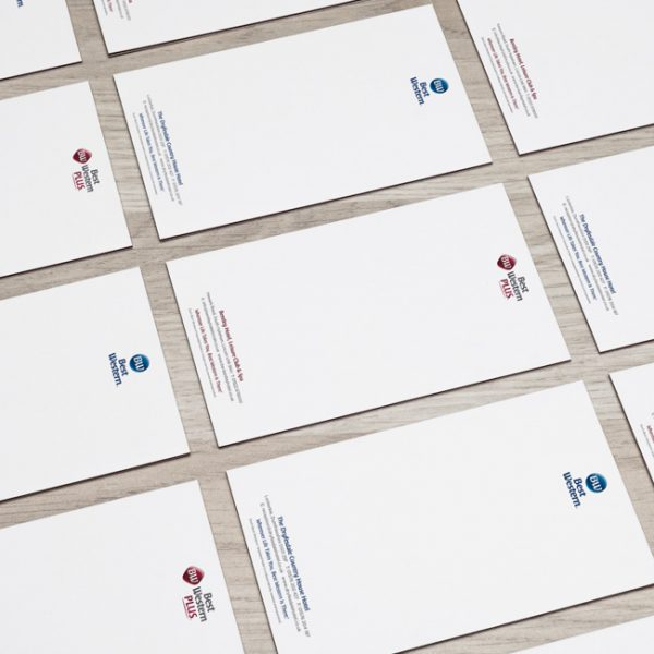 Hotel Letterhead Design and Print Supplier