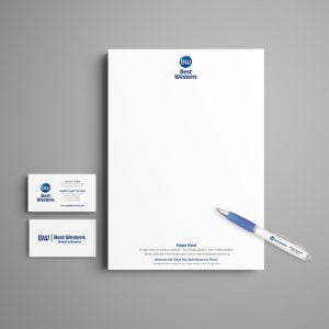 Hotel Letterhead Design and Print Supplier