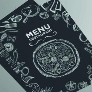 Restaurant and Bar Promotional Flyer Design and Print Company
