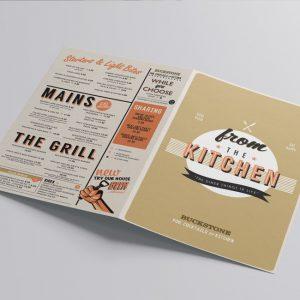 Restaurant, Bar and Cafe Menu Design and Print Supplier