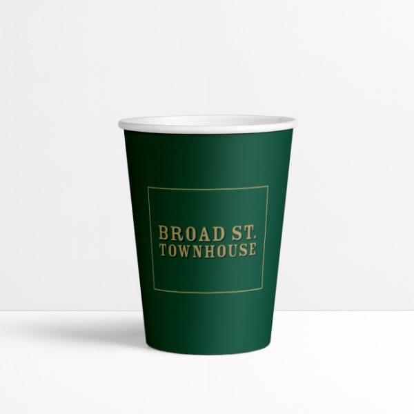 Restaurant Branded paper cup