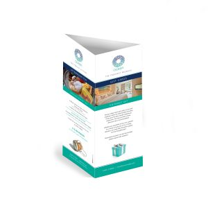 Restaurant Table Talker Design and Print