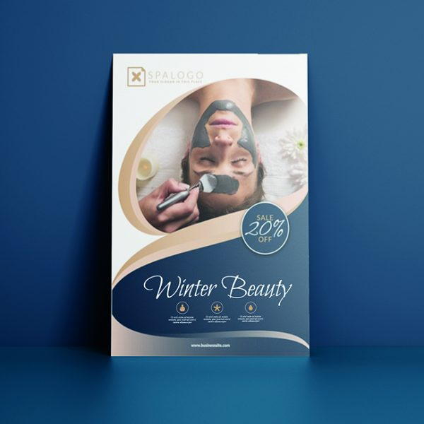 Spa Poster Design and Printing company