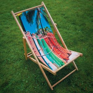 Giant Deckchair Custom Design, Print and Supply Company