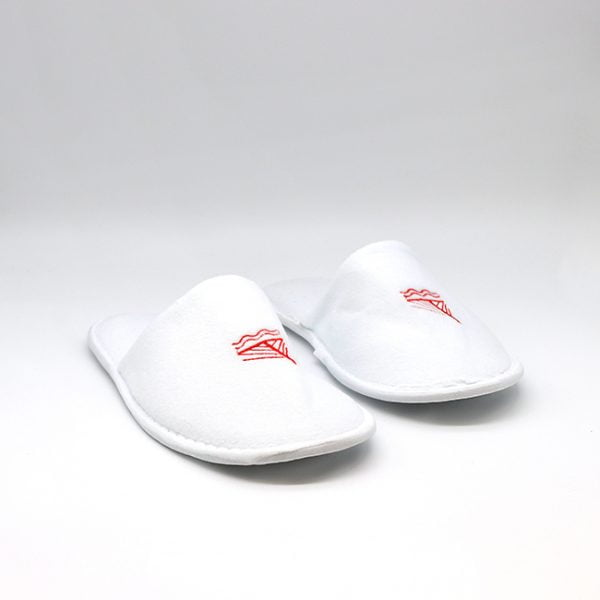 Hotel Spa Custom Design Customer Complimentary Slipper